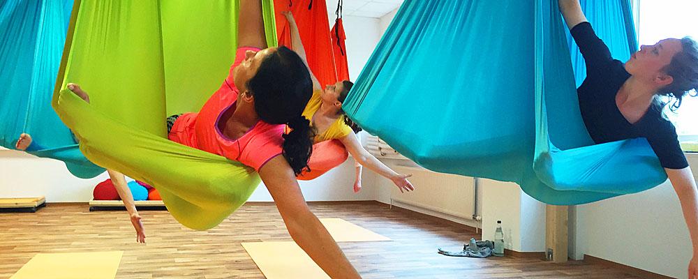 Yoga Yogastudio Yogakraftwerk In Bad Friedrichshall