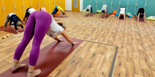Yoga In Bad Friedrichshall Grosses Schones Und Modernes Yogastudio Yogakraftwerk In Bad Friedrichshall